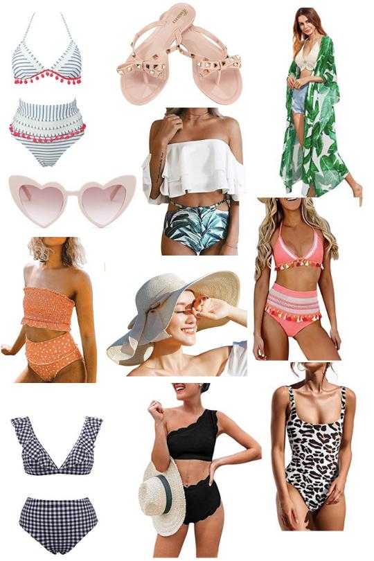 Amazon Prime Swimsuit Haul!